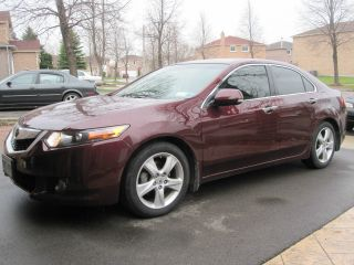 2010 Acura Tsx Sedan 4 - Door 2.  4l With Technology / Package photo