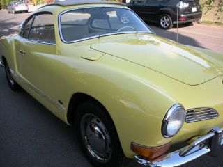 1970 Volkswagen Karmann Ghia Ragtop photo