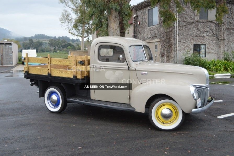 1941 Ford Pickup Other Pickups photo