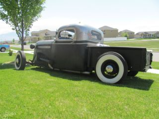 1938 Gmc Truck All Steel 454 Powered Hotrod,  Chopped,  Shortened And