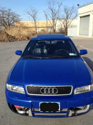 2001 Audi S4 Base Sedan 4 - Door 2.  7l photo