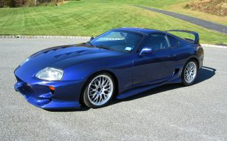 1994 Toyota Supra,  600 Hp,  Rsp,  Custom Rebuild,  See Video photo