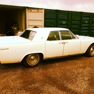 Classic 1963 Lincoln Continental Suicide Doors photo