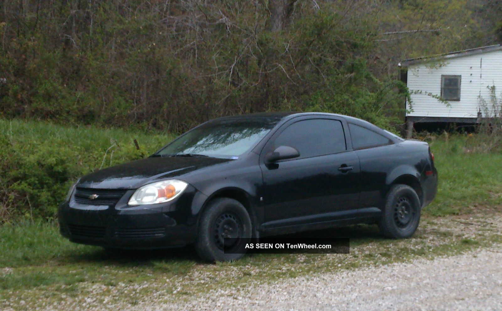 2007 chevrolet cobalt ls coupe 2 door 2 2l. Black Bedroom Furniture Sets. Home Design Ideas