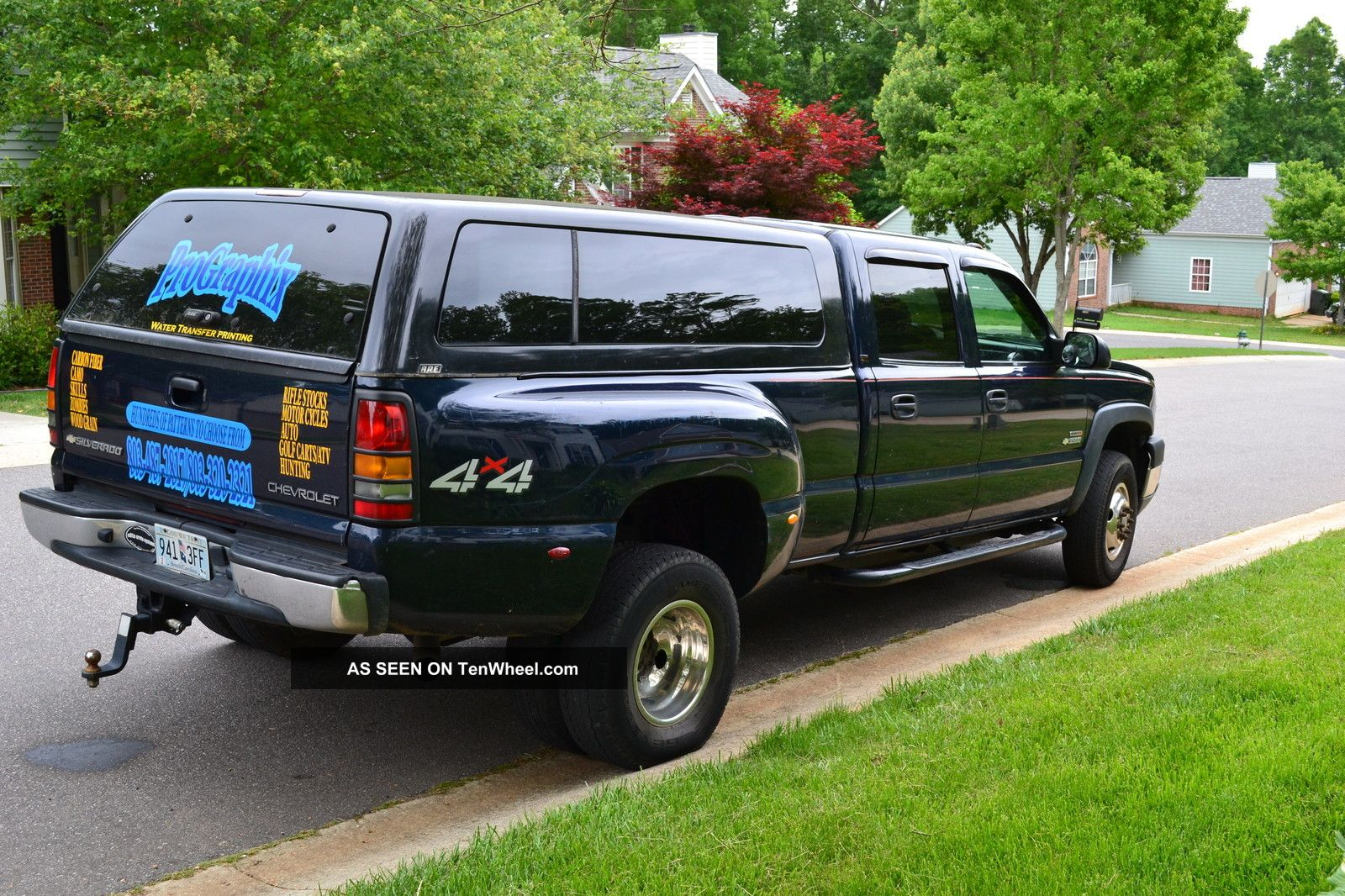 2005 Chevy Silverado 3500 Lt Duramax Diesel Dually Silverado 3500 photo