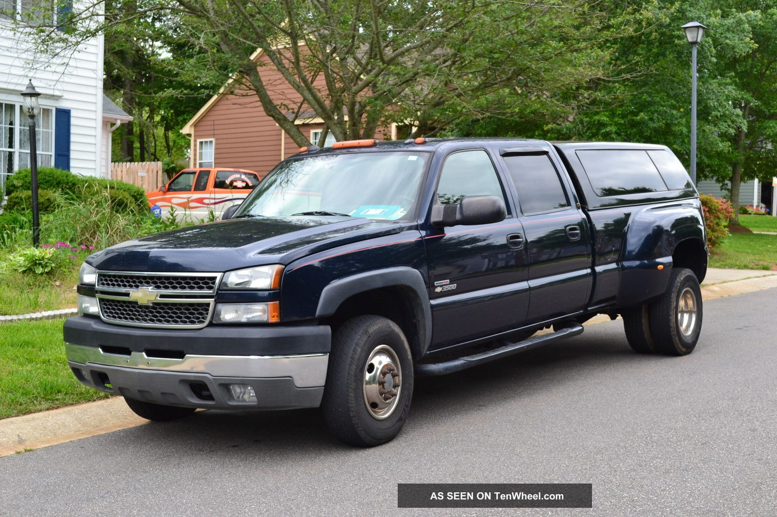 Chevy diesel dually : 2005 Chevy Silverado 3500 Dually