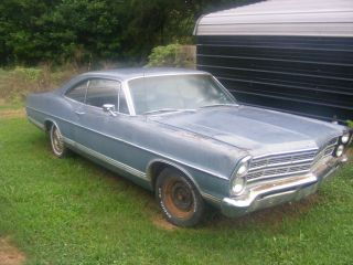 1967 Ford Galaxie 500 Xl 4.  7l photo