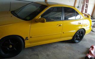 2003 Nissan Sentra Se - R Spec V Sedan 4 - Door 2.  5l photo