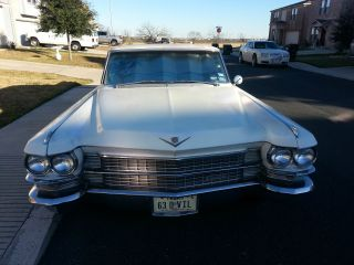 1963 Cadillac Coupe Deville photo