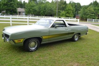1971 Ford Ranchero 500 photo