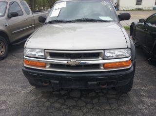 1999 Chevrolet Blazer Ls Sport Utility 2 - Door 4.  3l photo