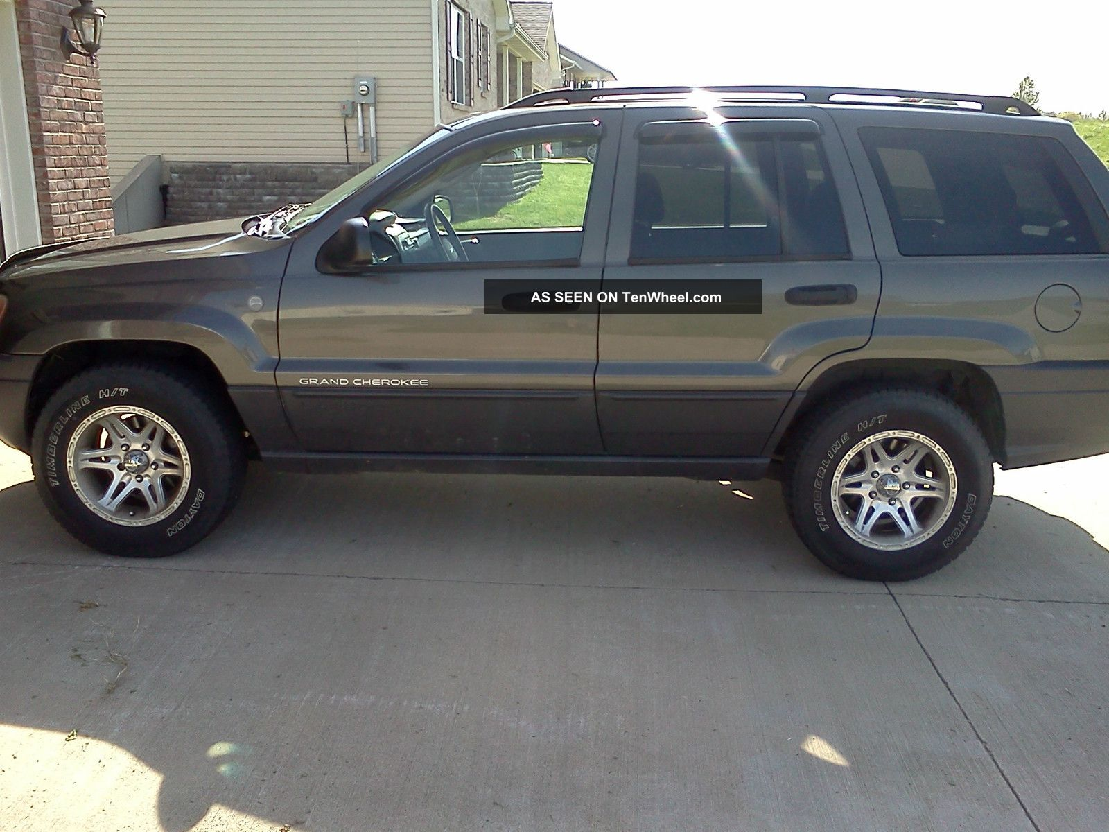 2004 Jeep Grand Cherokee Laredo Trail Rated 4x4 Grand Cherokee photo