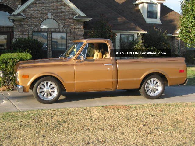 1968 Chevy C - 10 (short,  Wide Bed) Truck C-10 photo