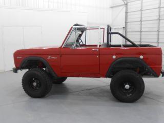 1969 Bronco 5.  0 302 photo