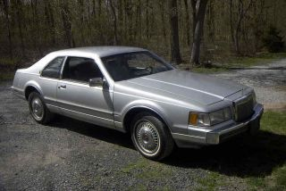 1984 Lincoln Mark Vii Mark 7 Coupe 2.  4l Turbo Diesel Power Bmw Engine photo