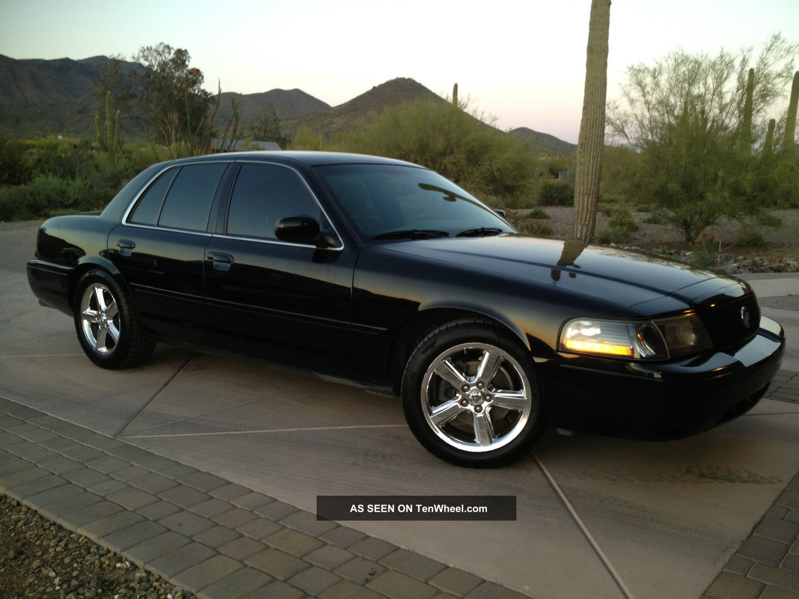 2003 mercury marauder 4 door sedan 4 6l dohc 32v v8 302hp. Black Bedroom Furniture Sets. Home Design Ideas