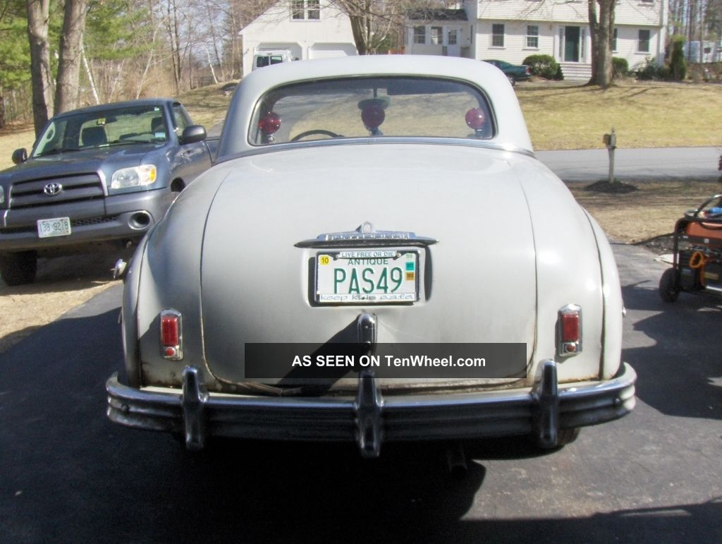 1949 Plymouth Delux Coupe Other photo