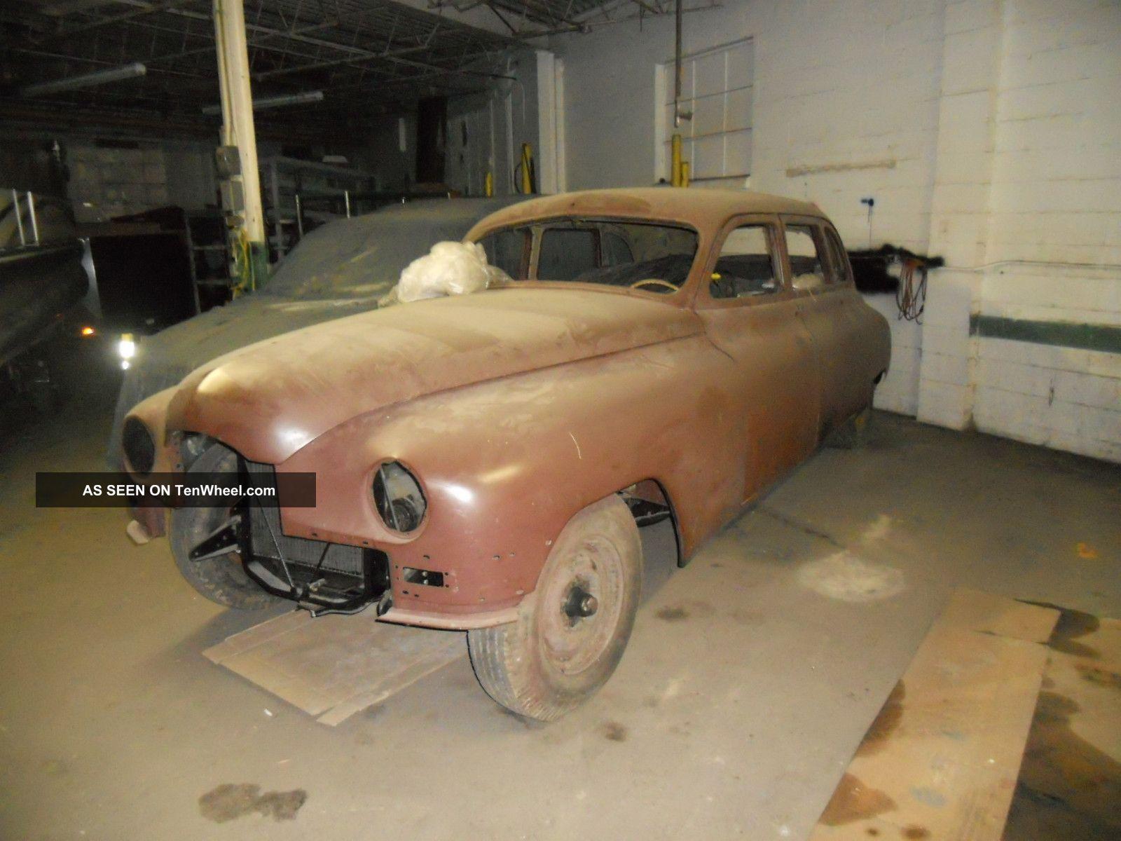 1949 Packard Limousine 8 Packard photo