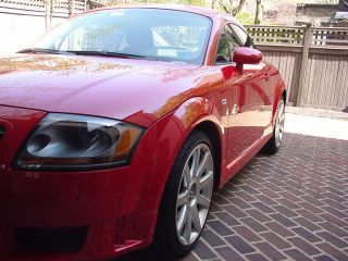 2004 Audi Tt 6 Cylinder 3.  2 Liter Quattro Awd S Line Coupe photo