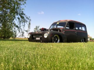 1958 Volvo Duett 445 - Blown Ls Motor,  Bagged,  Cruiser photo
