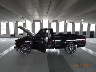 Custom 1989 Chevyss Clone Fully Built 400 Hp photo