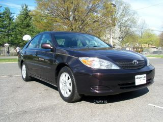 2002 Toyota Camry Xle Loaded And Serviced photo