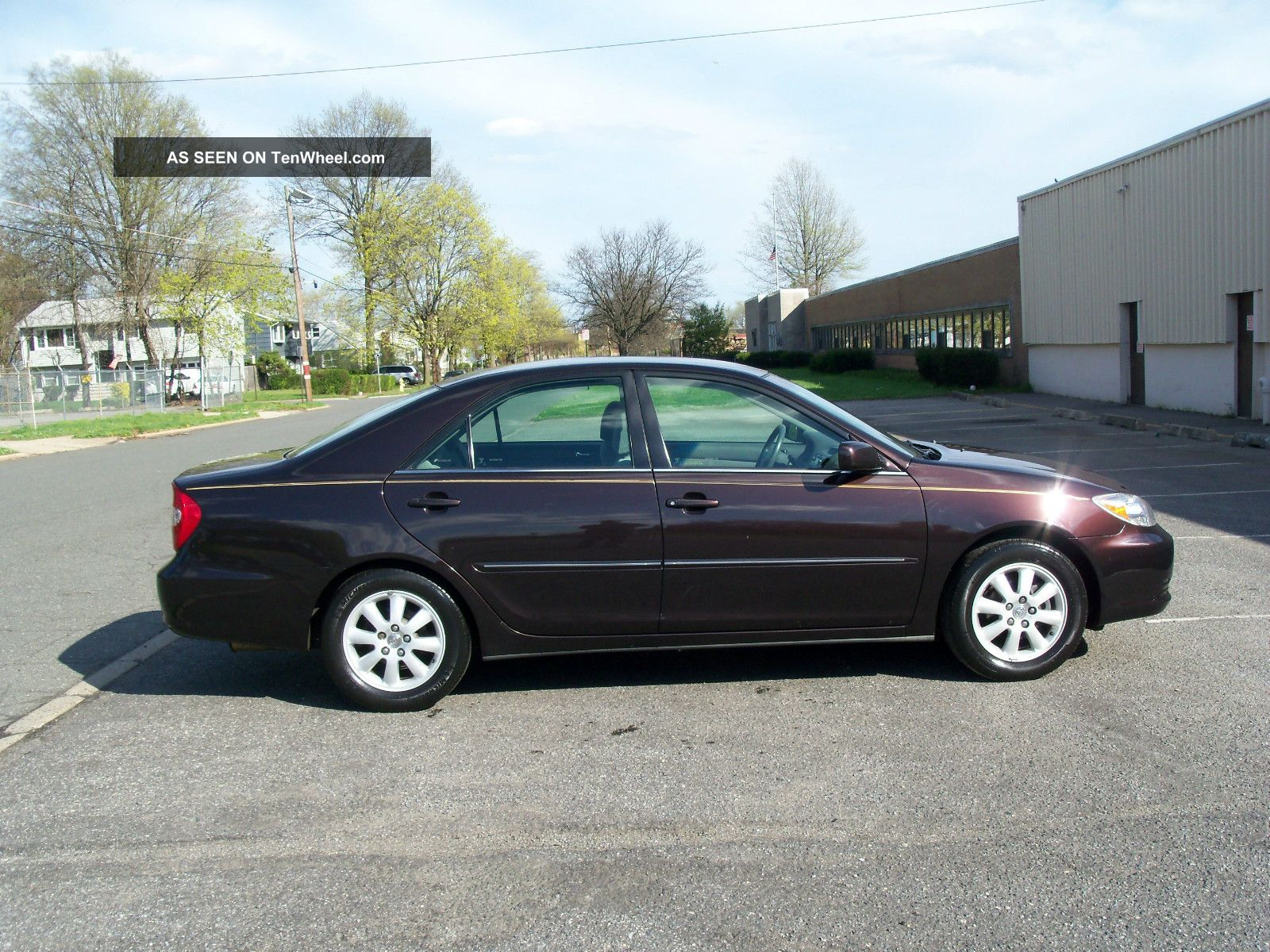 2002 toyota camry xle loaded and serviced. Black Bedroom Furniture Sets. Home Design Ideas