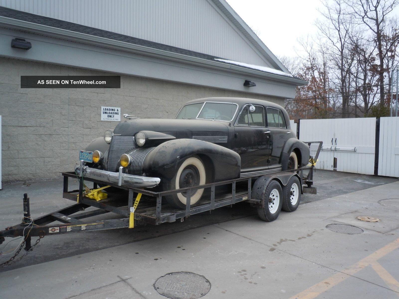 1939 Cadillac Series 60 Sedan Other photo