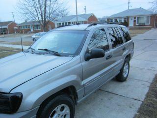 1999 Jeep Grand Cherokee Laredo 4 - Door 4.  0l Fully Loaded photo