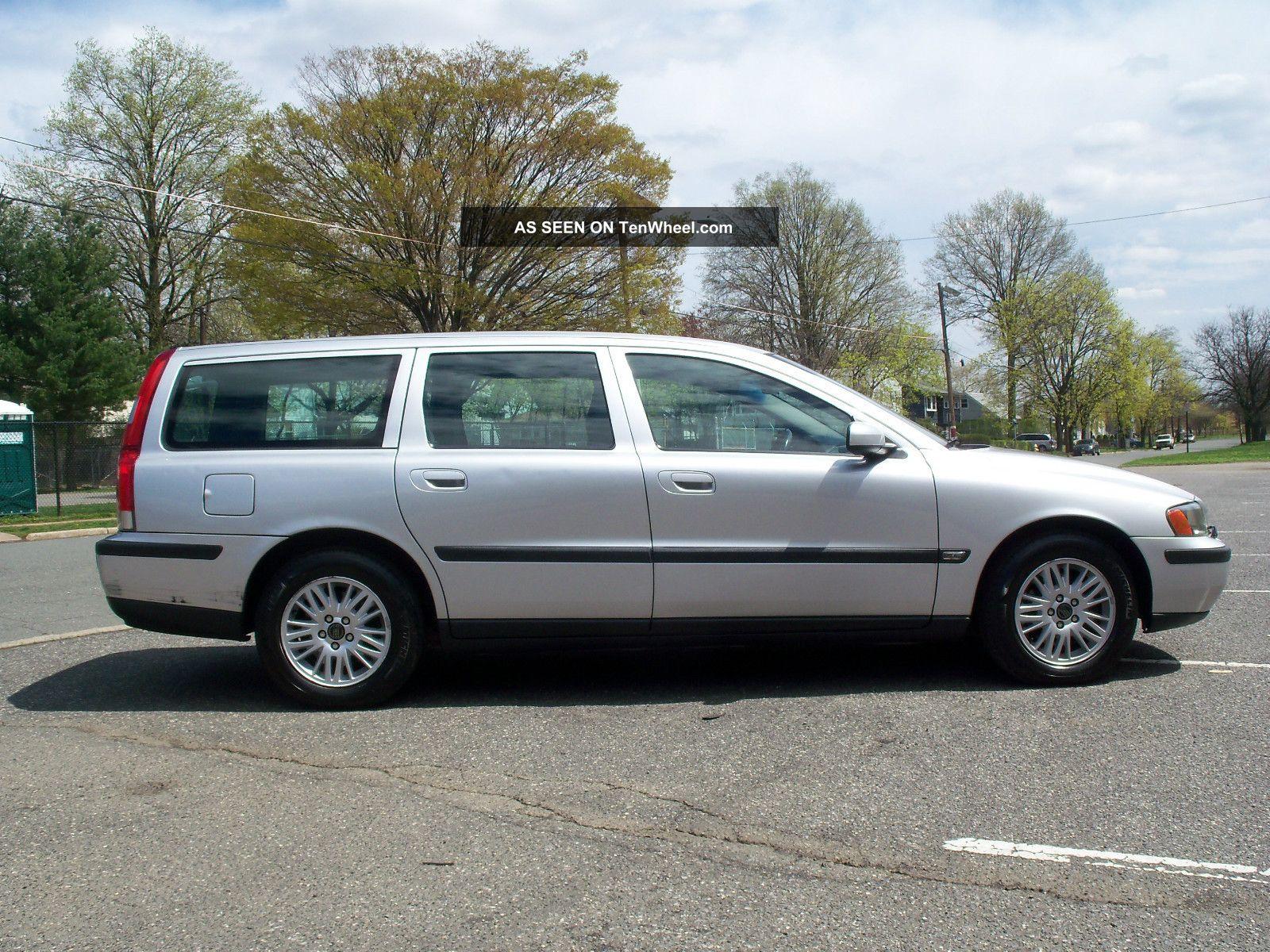 2004 volvo v70 2 4 wagon 4 door 2 4l 88k mls. Black Bedroom Furniture Sets. Home Design Ideas