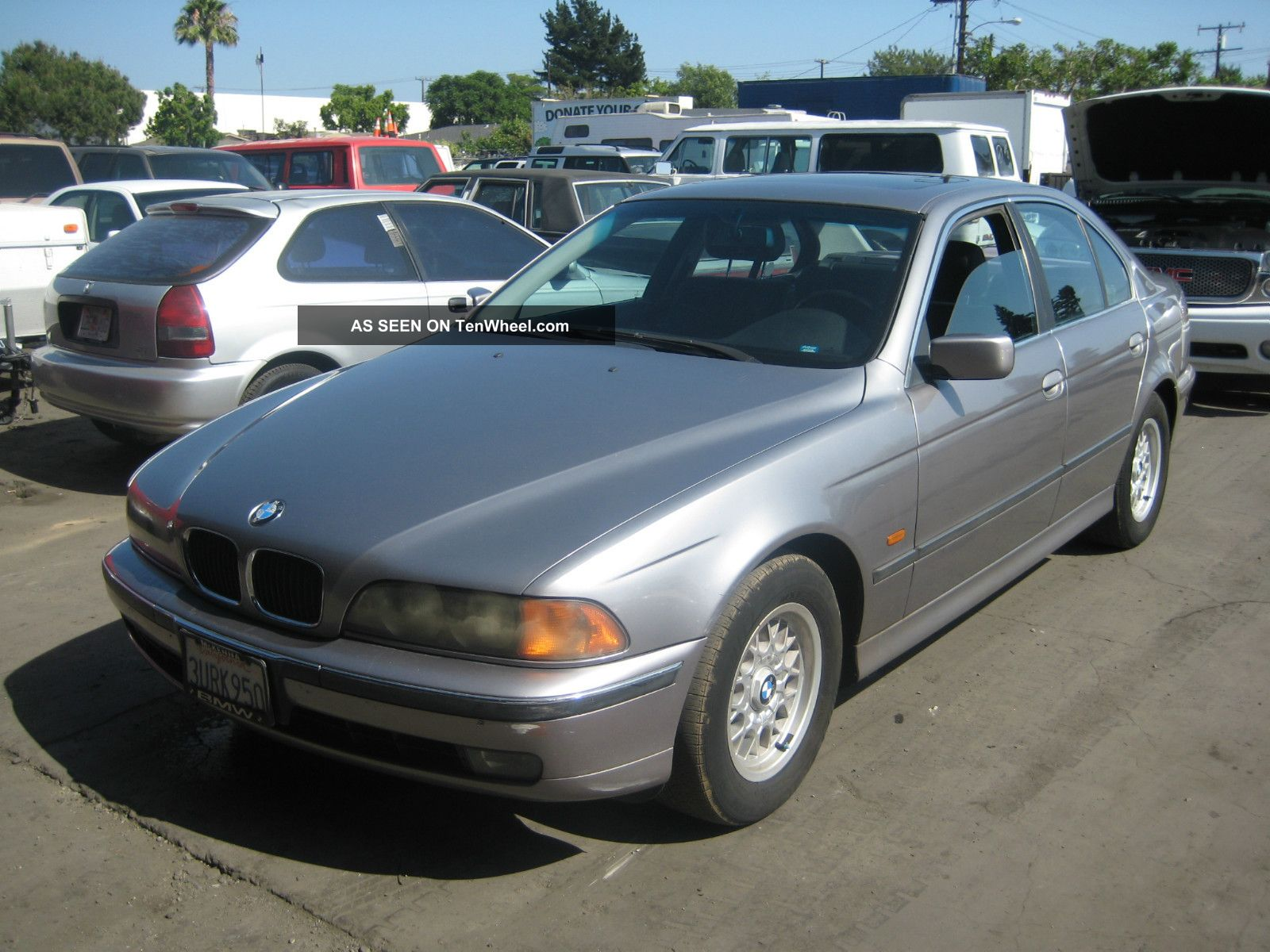 1997 Bmw 528i, 5-Series photo