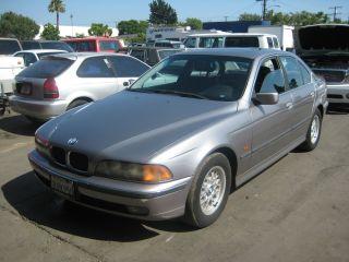 1997 Bmw 528i, photo