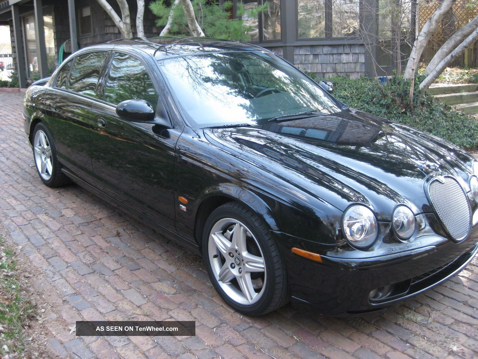 2003 jaguar s type r 470hp engine adult owned estate. Black Bedroom Furniture Sets. Home Design Ideas