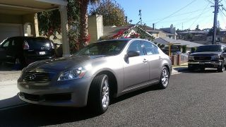 2009 Infiniti G37 Base Sedan 4 - Door 3.  7l photo
