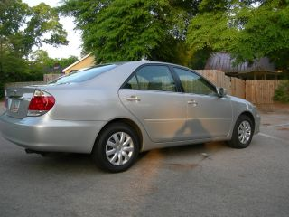 2005 Toyota Camry Le.  7 Year.  Meticulously Maintained.  Ex.  Condition photo