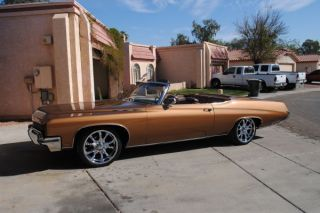 1972 Buick Lesabre Convertible photo