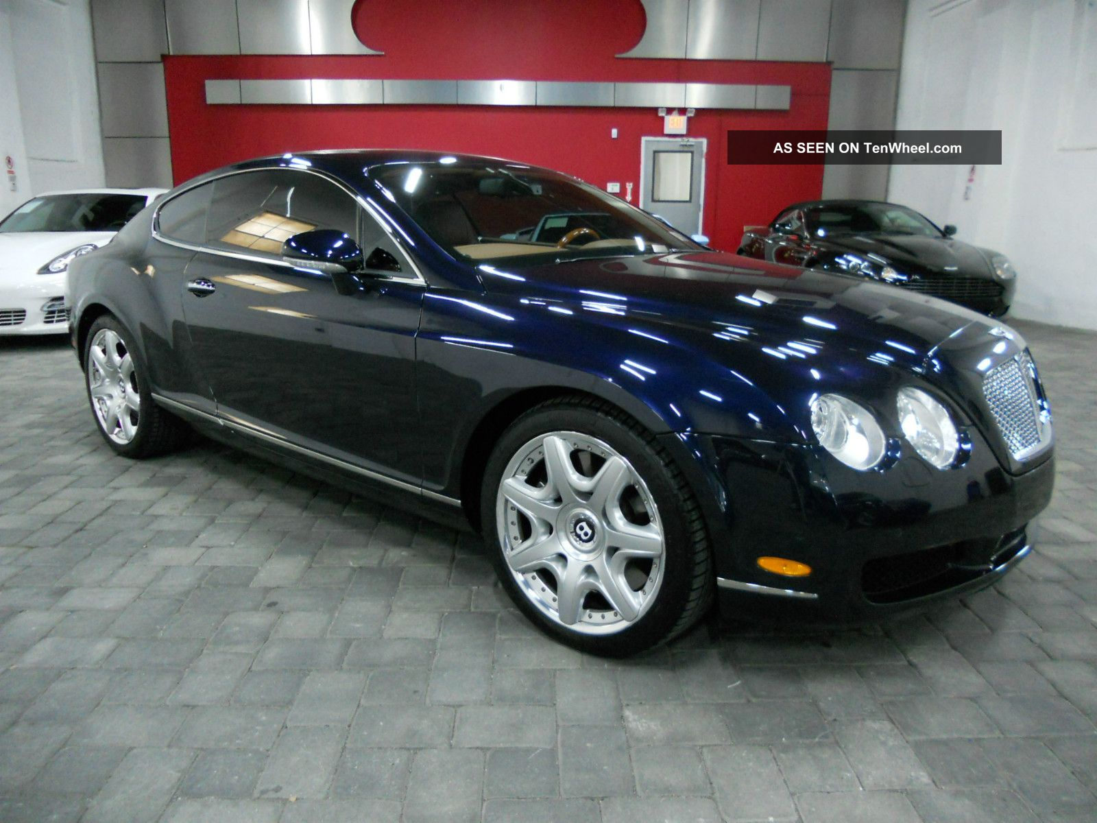 2006 bentley continental gt coupe 2 door 6 0l continental flying. Cars Review. Best American Auto & Cars Review