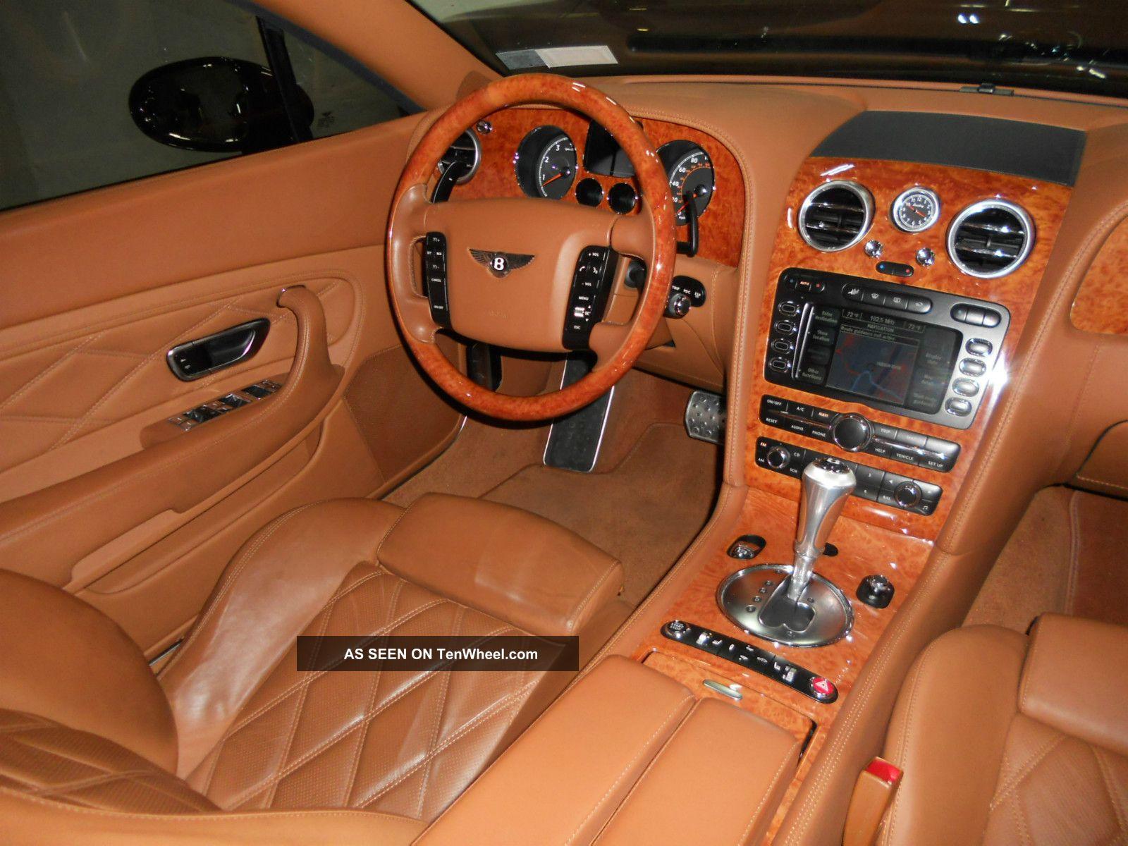 2006 Bentley Continental Gt Coupe 2 Door 6 0l
