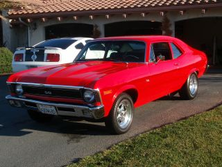 1970 Chevrolet Nova Ss photo