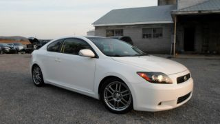 2010 Scion Tc Coupe 2 - Door 2.  4l Reconstructed photo