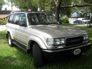 1993 Toyota Land Cruiser photo