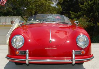 1955 Porsche 356 Speedster Replica photo