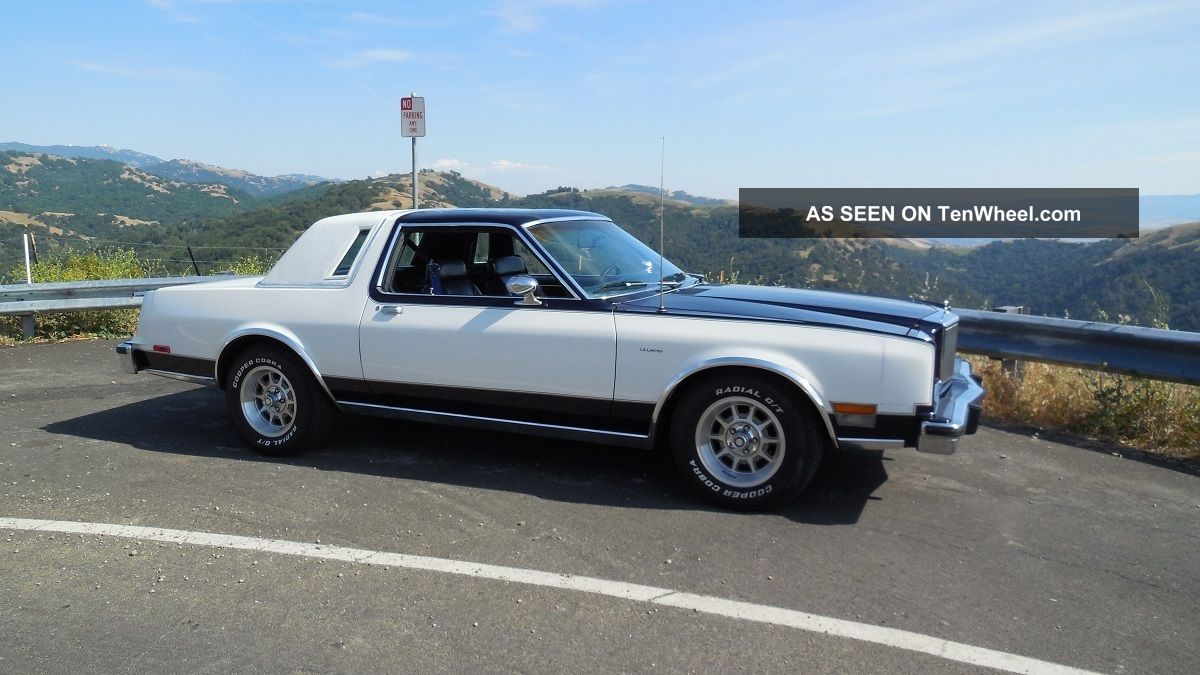 1980 Chrysler Lebaron Medallion Coupe 2 - Door 5.  2l LeBaron photo