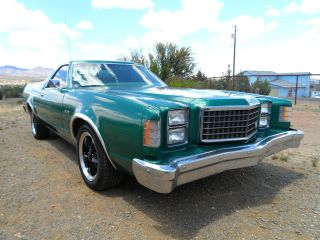 Rare 1978 Ford Ranchero 500 Runs And Drives Great V8 Engine And Automatic Video photo