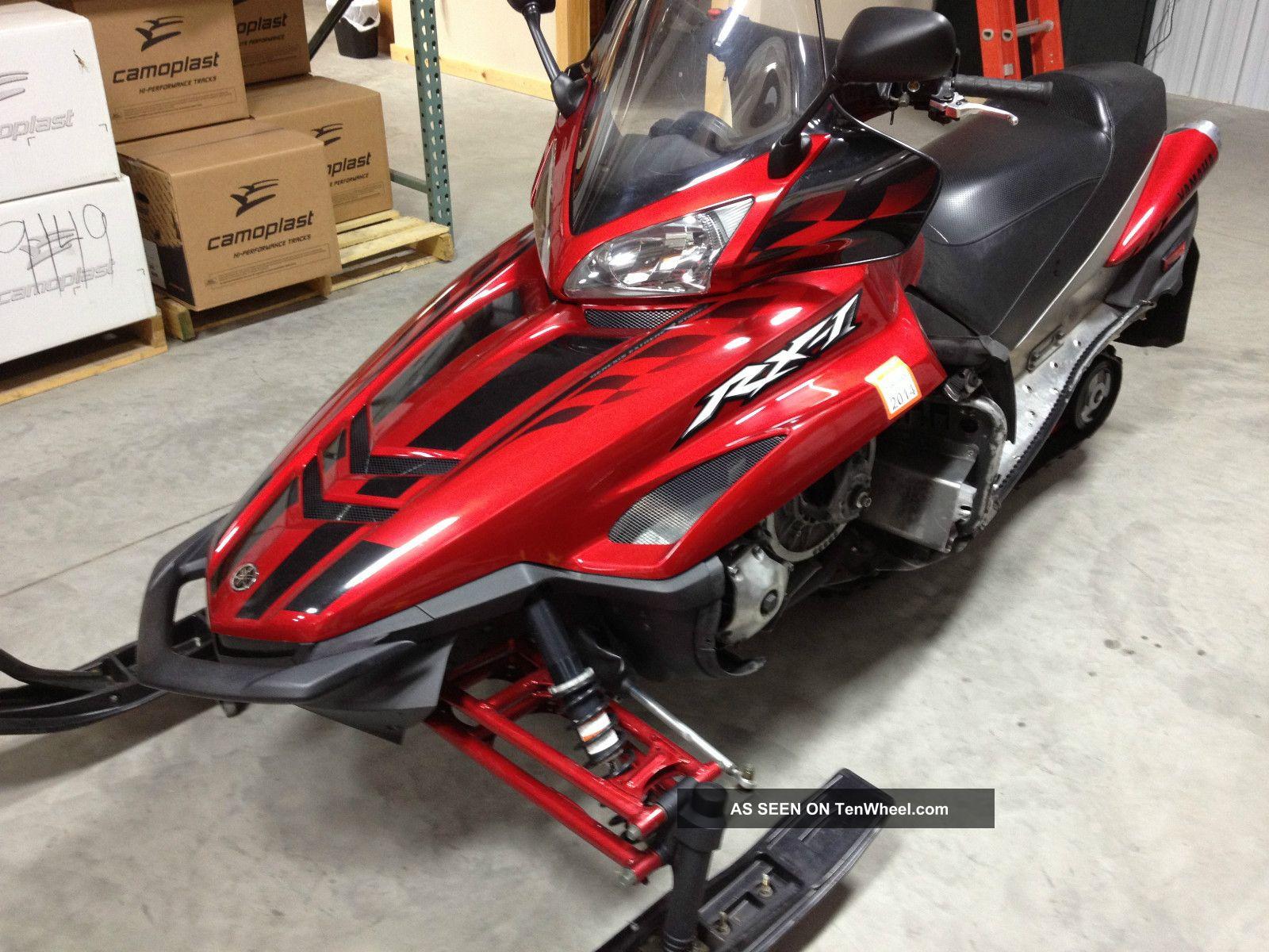 Yamaha Rx Snowmobile For Sale