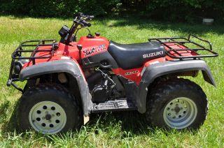 2001 Suzuki Quad Master 500 photo