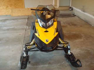 2008 Ski - Doo Renegade Mxz photo