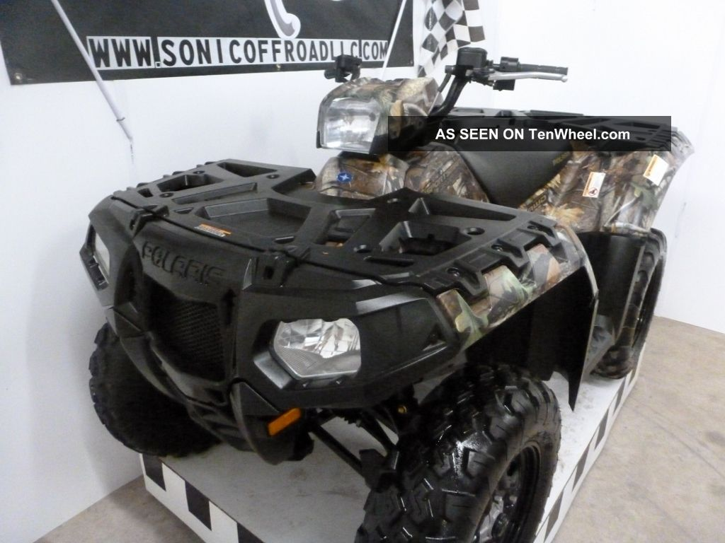 2011 Polaris Sportsman Xp 550 Efi