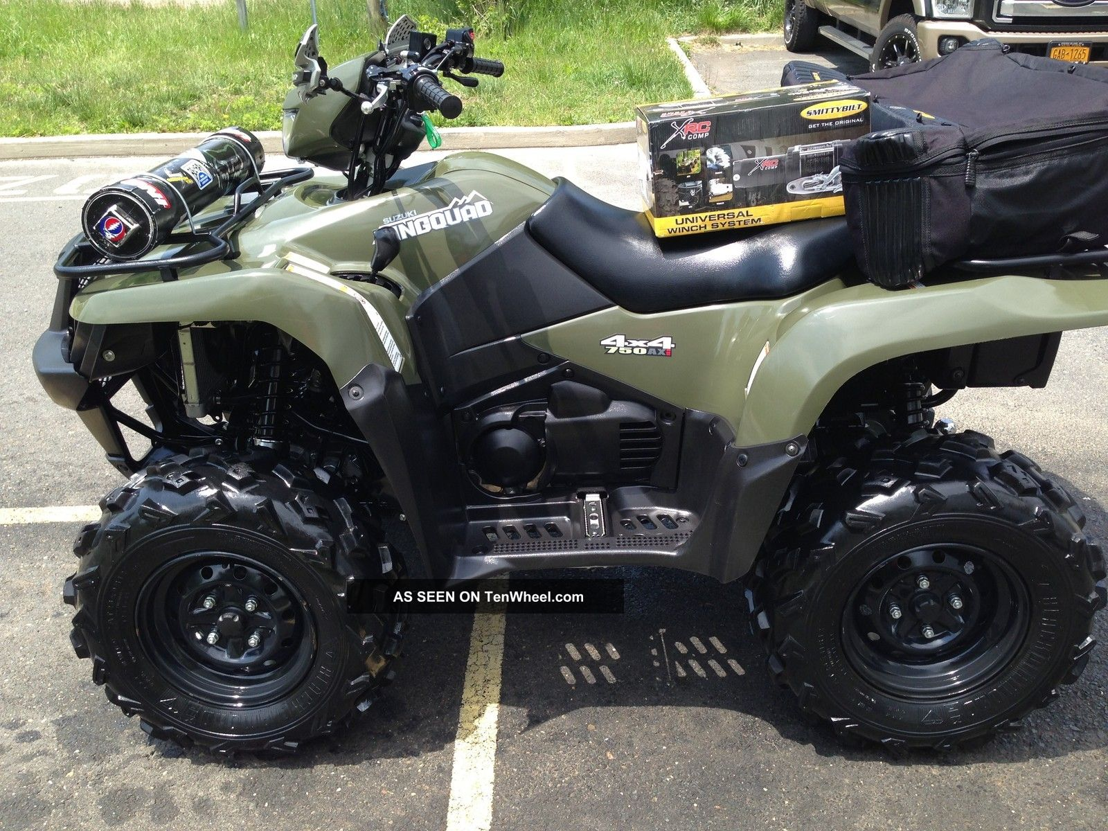 Suzuki Ltz Accessories