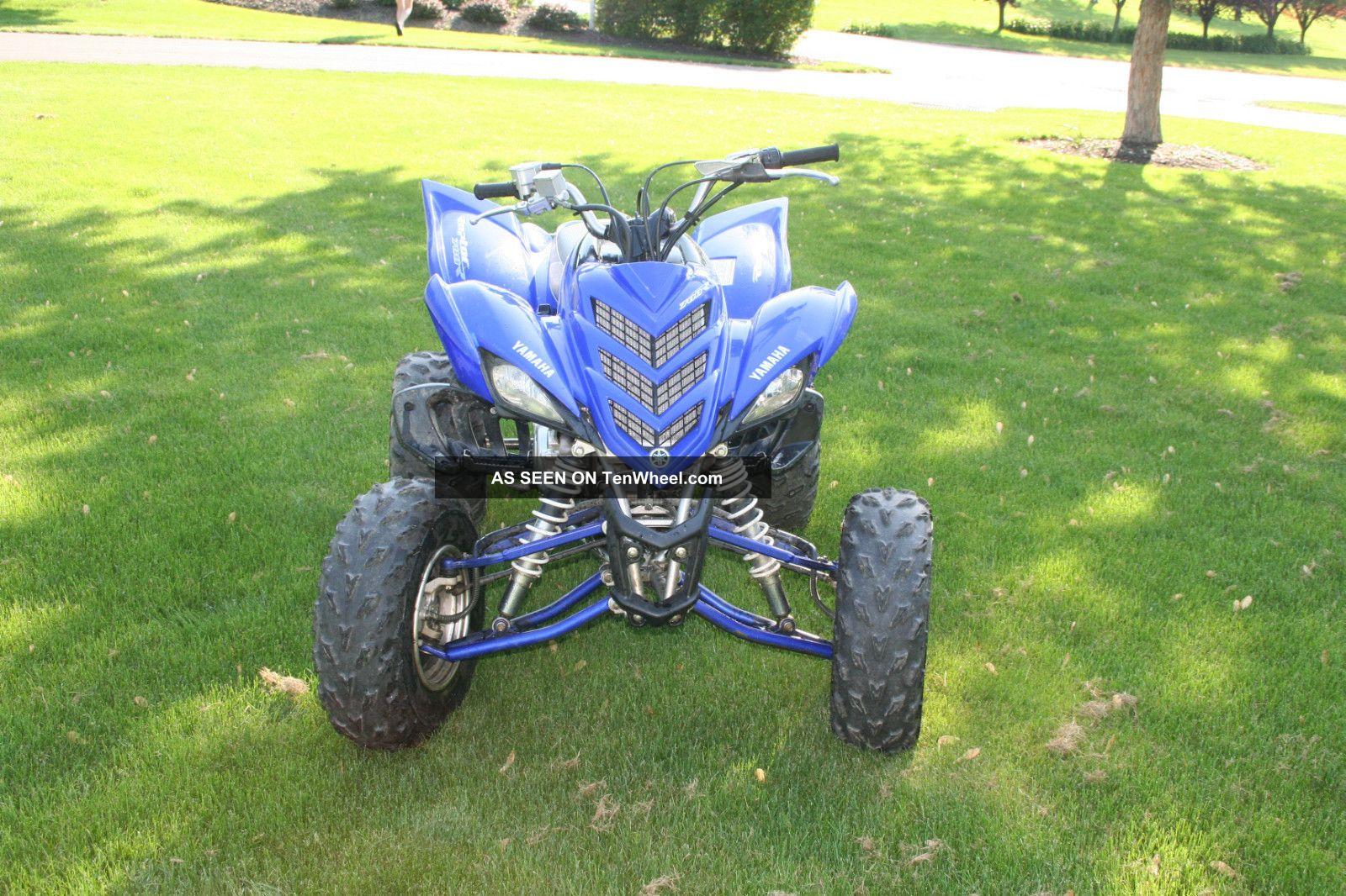 2007 Yamaha Raptor 700r Yamaha photo